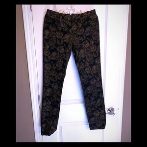 Woman's Lauren Ralph Lauren pants sz 4 black